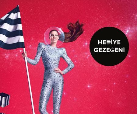 Sephora'da <br/>7 AYA VARAN TAKSİT!
