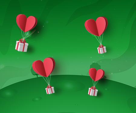 Sevgililer Günü Kampanyası