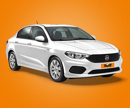 SIXT Rent a Car'da Fıat Egea Benzinli Manuel Günlük 179 TL,  Fıat Egea Dizel Manuel Günlük 199 TL'den Kiralama Fırsatı!