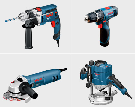 Bosch elektrikli el aletleri ve aksesuarlarında 25 TL indirim!