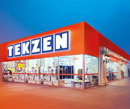 tekzen.com.tr'de  400TL ve üzeri alışverişlere 40 TL bonus!