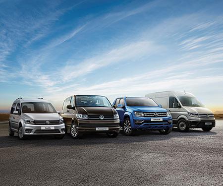 Volkswagen Ticari Araç Yetkili Servislerinde 6 taksit!