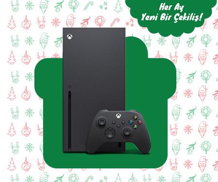 Yılbaşında Bonus Genç'ten<br> 3 Xbox hediye!